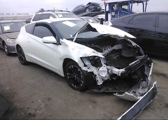 Inventory #674606336 2014 Honda CR-Z