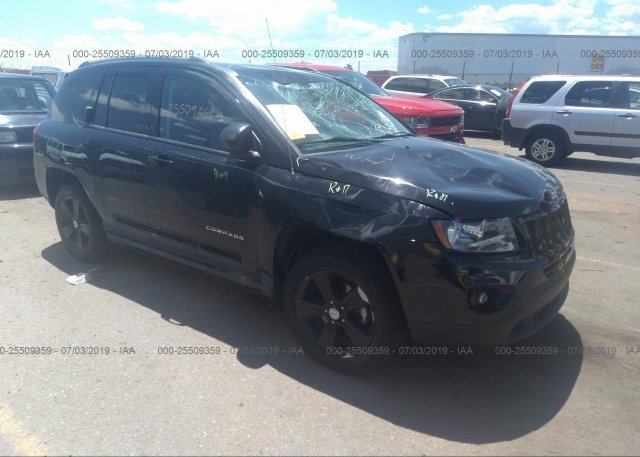Inventory #202880584 2016 JEEP COMPASS