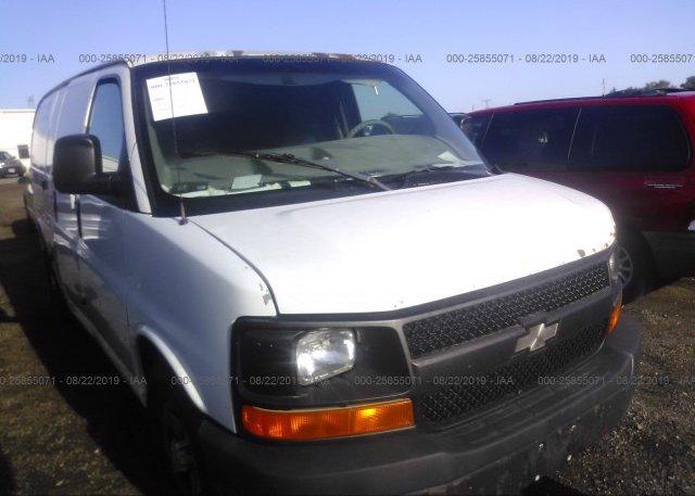 Inventory #976512849 2003 Chevrolet EXPRESS G1500