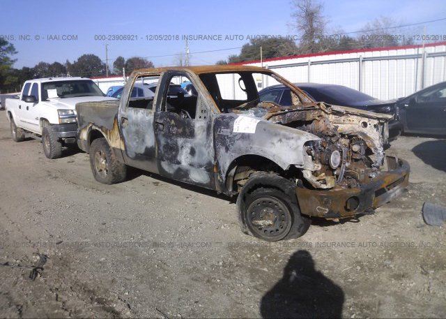 Inventory #908279464 2006 FORD F150