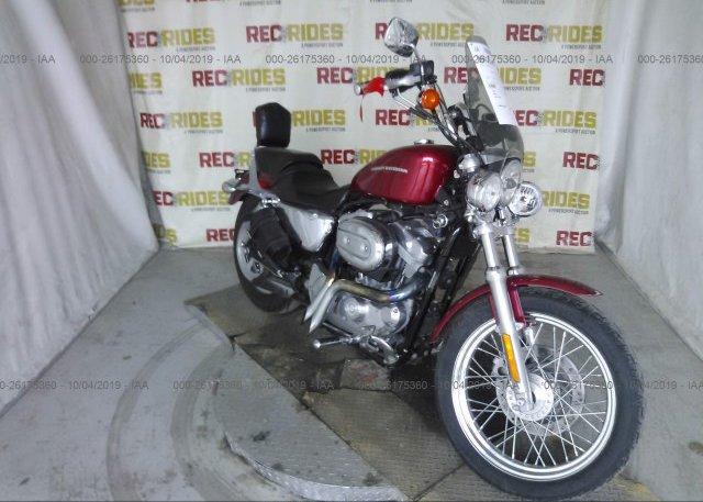 Inventory #115316145 2005 Harley-davidson XL883