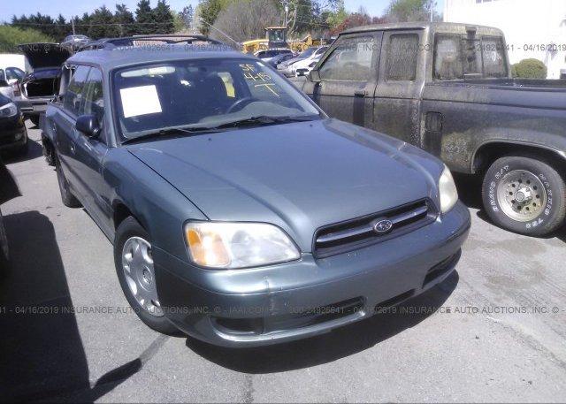 Inventory #586867396 2001 Subaru LEGACY