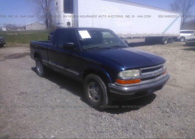 Inventory #979692944 2003 Chevrolet S TRUCK