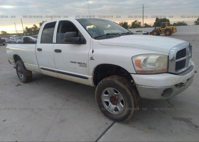 Inventory #436759967 2006 Dodge RAM 3500