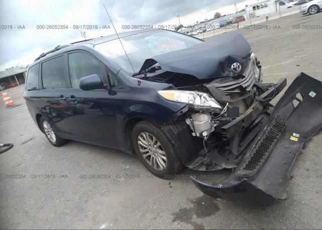 Inventory #877361617 2012 Toyota SIENNA