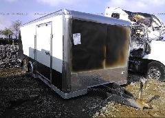 2017 LOOK TRAILERS 22 FT ENCLOSED TRAILER