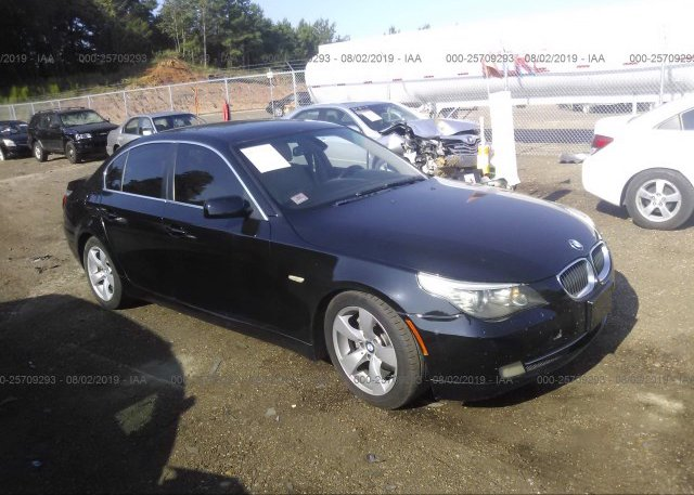 Inventory #811250400 2008 BMW 528