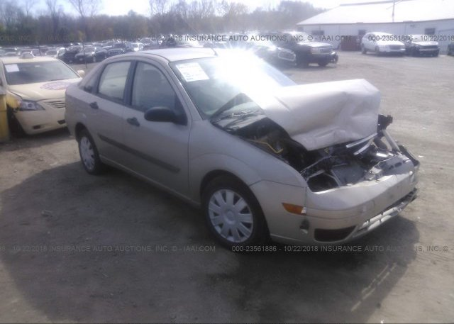 Inventory #286674376 2007 FORD FOCUS