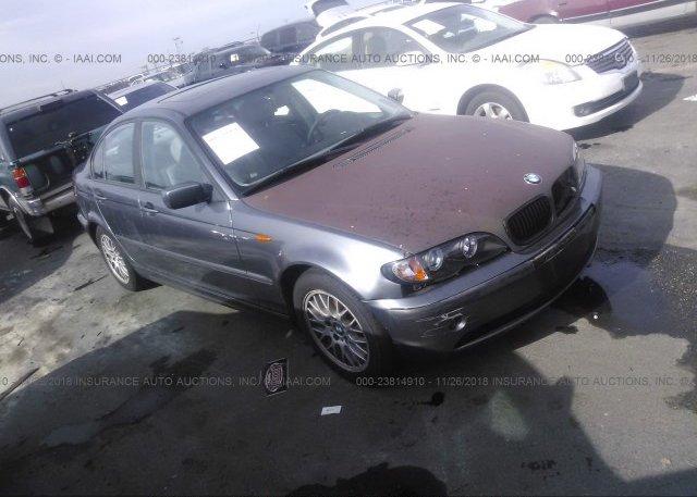 Inventory #317247503 2002 BMW 325