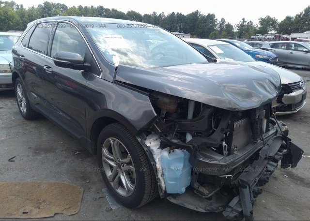 Inventory #192062262 2016 FORD EDGE