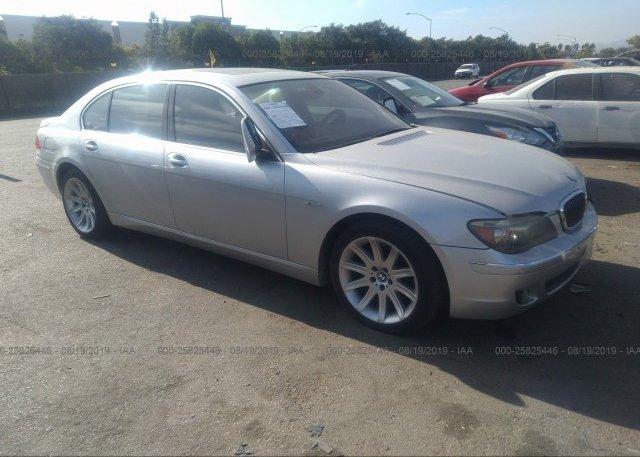 Inventory #136878779 2007 BMW 750