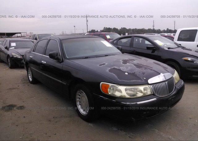 Inventory #528429867 1998 Lincoln TOWN CAR