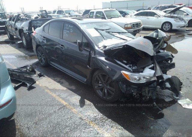Inventory #946876490 2017 Subaru WRX