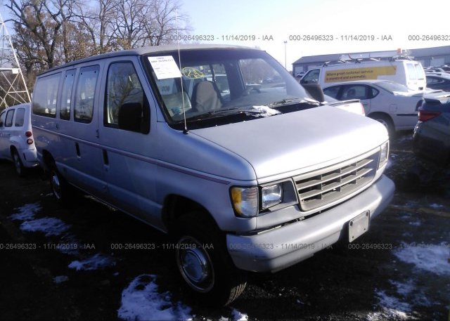 Inventory #624215365 1993 FORD ECONOLINE