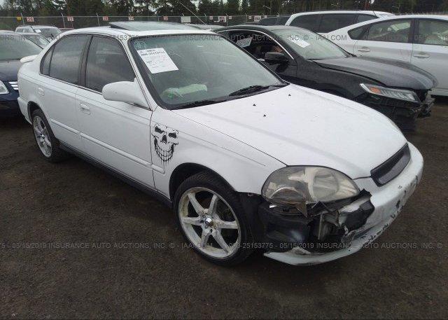 Inventory #938335626 1997 Honda CIVIC