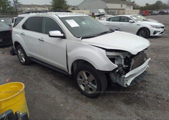 Inventory #782843015 2015 Chevrolet EQUINOX