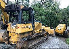2006 JOHN DEERE 650J XLT