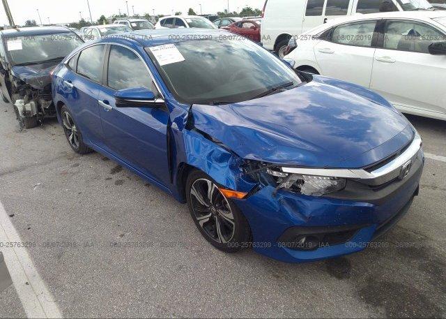 Inventory #720400363 2016 Honda CIVIC