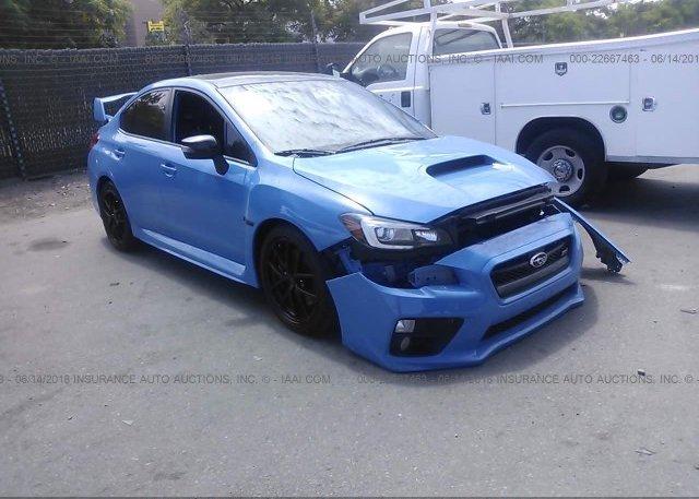 Inventory #458531706 2016 Subaru WRX