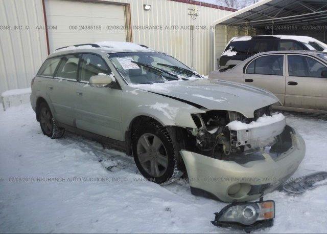 Inventory #322513278 2005 Subaru LEGACY