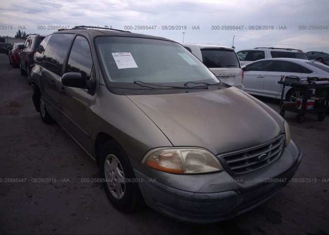 Inventory #808521072 2000 FORD WINDSTAR