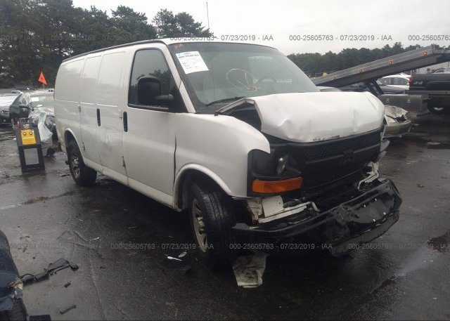 Inventory #565129231 2013 Chevrolet EXPRESS G1500
