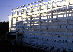 2005 UNRUH 32 FT TRAILER - 1U9CG321051062142 rear view