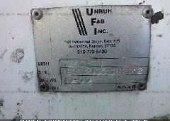 2005 UNRUH 32 FT TRAILER - 1U9CG321051062142 engine view