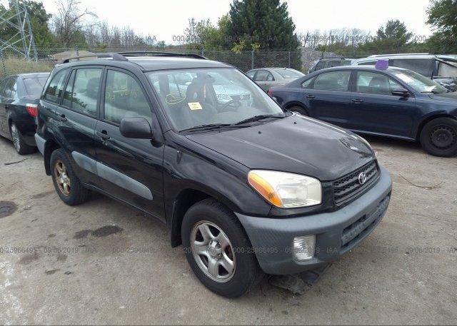Inventory #784806152 2001 Toyota RAV4