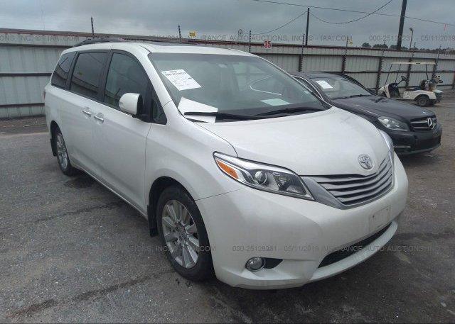 Inventory #450849503 2017 Toyota SIENNA