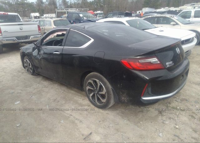 купить 2016 Honda ACCORD COUPE 1HGCT1B36GA010300