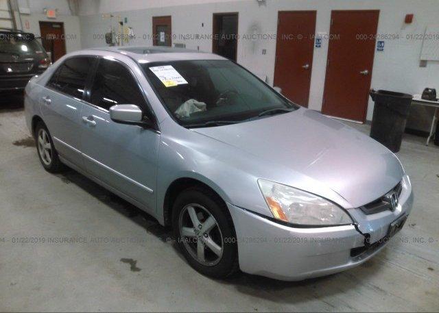Inventory #847253249 2004 Honda ACCORD