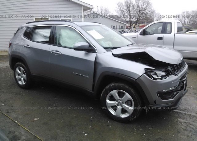 Inventory #208238699 2018 JEEP COMPASS