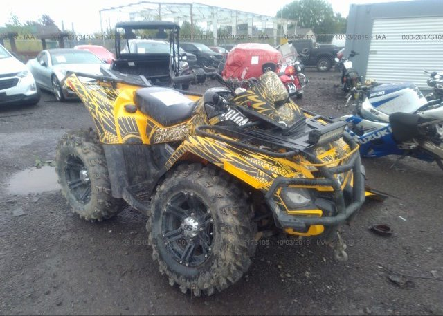 Inventory #902817865 2010 CAN-AM OUTLANDER