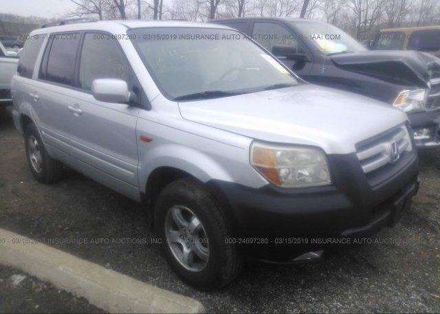 Inventory #143668013 2006 Honda PILOT