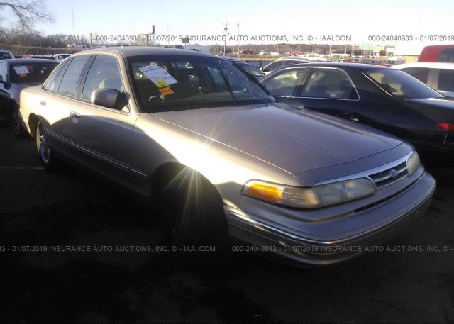 Inventory #101746796 1997 FORD CROWN VICTORIA