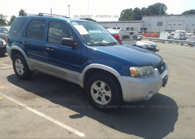 Inventory #240902679 2007 FORD ESCAPE