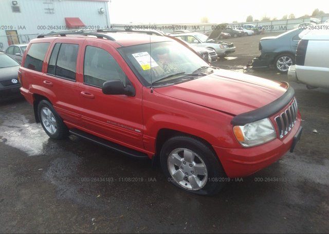 Inventory #393410956 2001 JEEP GRAND CHEROKEE