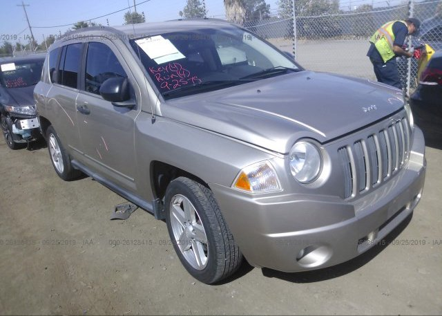 Inventory #635533830 2009 JEEP COMPASS
