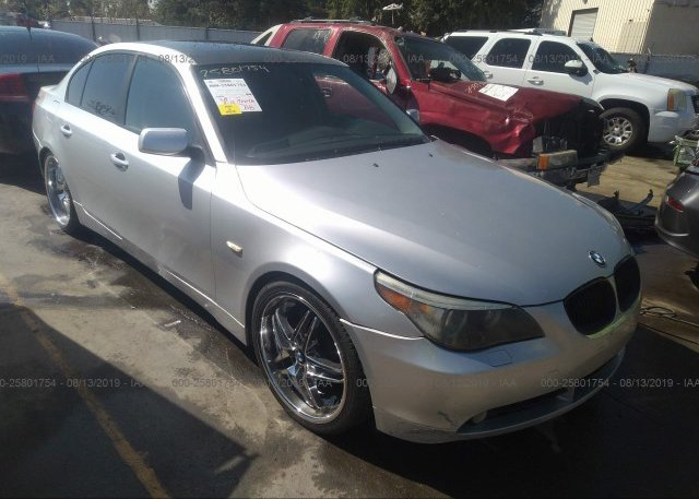 Inventory #898354255 2004 BMW 530