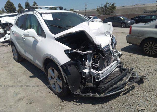 Inventory #631183945 2016 Buick ENCORE