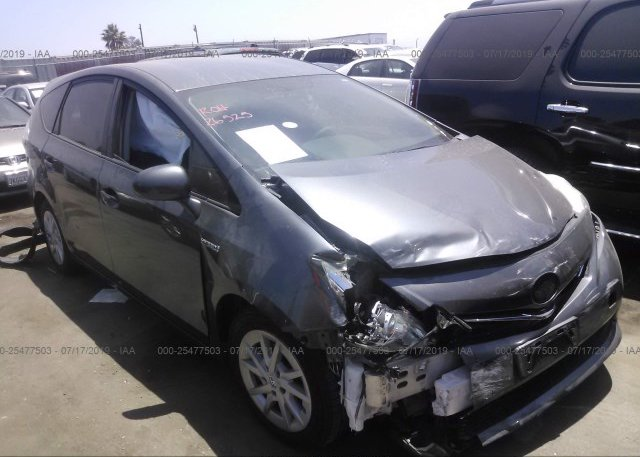 Inventory #751117190 2014 Toyota PRIUS V