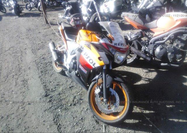 Inventory #422597814 2013 Honda CBR250