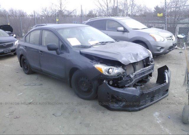 Inventory #376668050 2014 Subaru IMPREZA