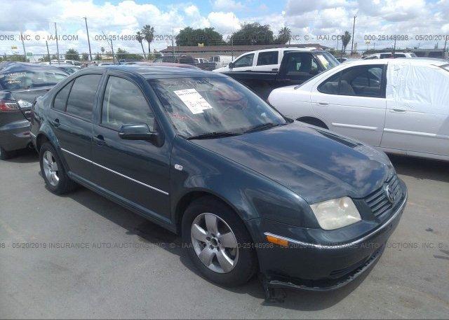 Inventory #132019990 2004 Volkswagen JETTA