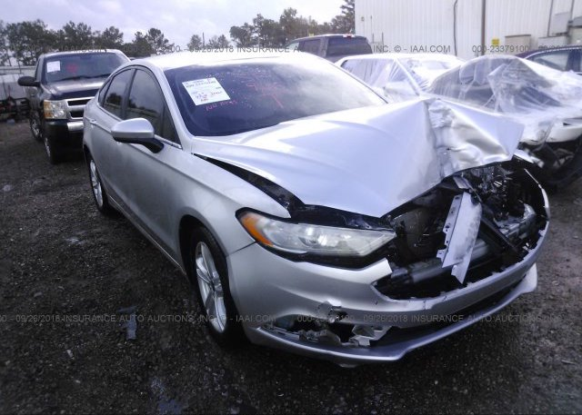 Inventory #125035934 2018 FORD FUSION