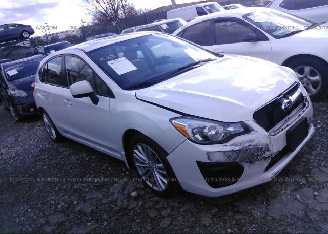 Inventory #125678005 2013 Subaru IMPREZA