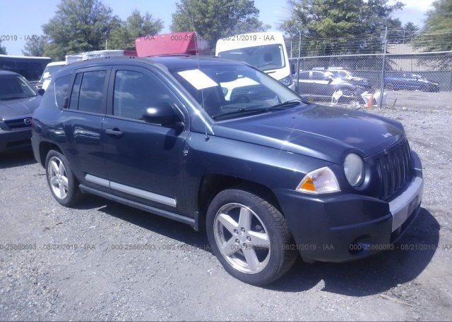 Inventory #873147993 2007 JEEP COMPASS