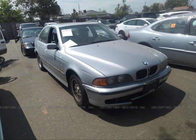 Inventory #550766039 1998 BMW 528