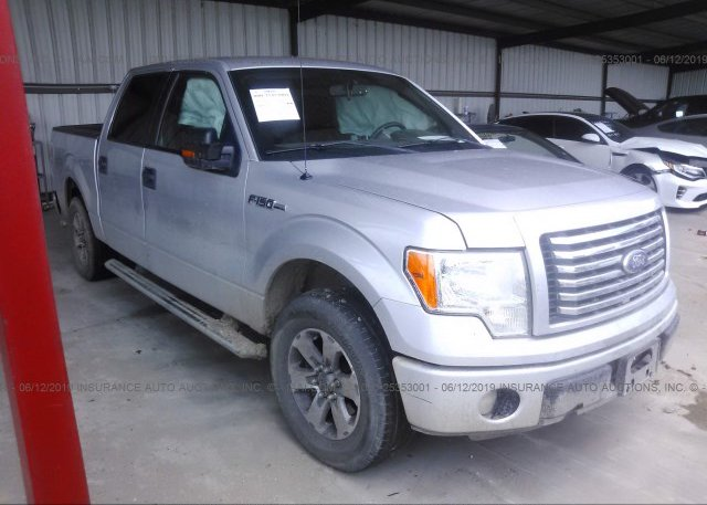 Inventory #549506313 2011 FORD F150